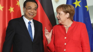 Германия и Китай се изправят срещу САЩ с общи сделки за 20 милиарда евро