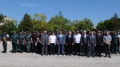 Наградиха 96 граничари от Елхово, Бургас и Смолян