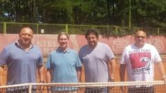Министър Кралев се срещна с президента на Международната тенис федерация