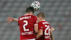 ЦСКА в Лига Европа: 3 пъти в групите, веднъж отпадна в плейоф