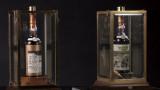 Две бутилки шотландско уиски бяха продадени за по над $1 милион