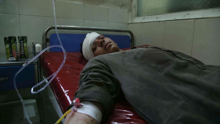 В резултат на бомбен атентат в афганистанската провинция Газни са