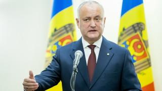 Експрезидентът на Молдова благодари на Русия за помощта