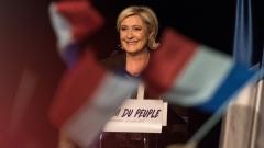 Във Франция бесни от коментар на Марин льо Пен за арестите на евреи през ВСВ