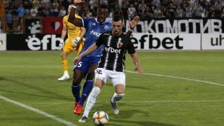 60 секунди невнимание костваха злощастна загуба на Локомотив (Пд) от френския Страсбург
