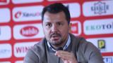 Треньорът на ЦСКА Милош Крушчич: С Гриша Ганчев си говорим за футбол, но не и за намаляване на заплатите