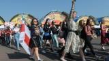 Стотици задържани на протестите в Беларус
