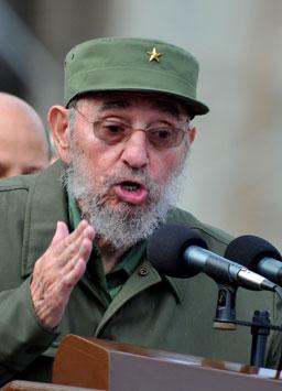 Кой е по-популярен от Фидел и Раул Кастро в Куба?