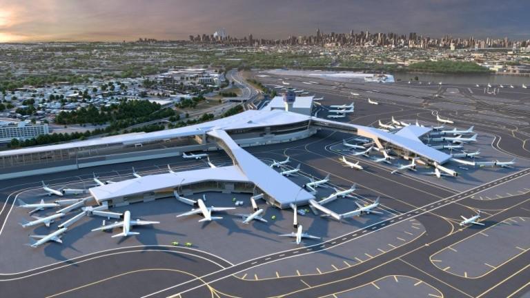 Източноевропейското летище, което иска да бъде вратата към Азия