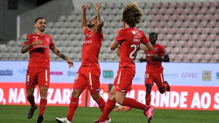Краев с нов гол при победа на Жил Висенте
