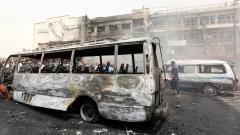 Най-малко 27 загинали при два атентата в и край Багдад