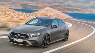 Mercedes представи новото поколение на A-класа