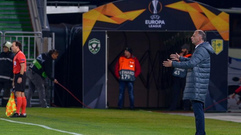 Антони Здравков: Футболистите имаха желание, бяха мотивирани и показаха добър футбол