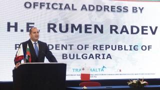 Държавният глава покани малтийския бизнес у нас