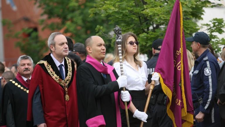 Ректорът на СУ призова да възродим духовността и човечността
