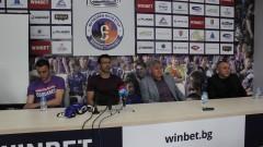 Росен Кирилов: Етър излиза за победа срещу Левски