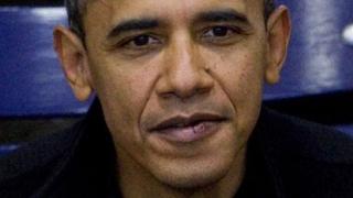 Устната на Обама се възстановява