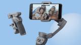 DJI Osmo Moblie 3 - най-атрактивният стабилизатор за смартфони става още по-приятен