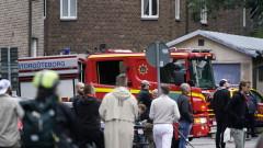 Швеция издирва заподозрян за експлозията в Гьотеборг