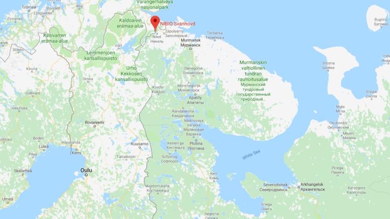 Норвежкият орган за ядрена безопасност регистрира малки количества радиоактивен йодвъв