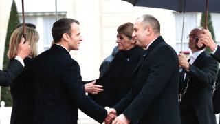 Радев се срещна с Макрон, Тръмп и Путин в Париж