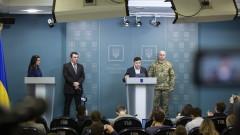 Зеленски обяви връщането на Крим за част от националната идея на Украйна