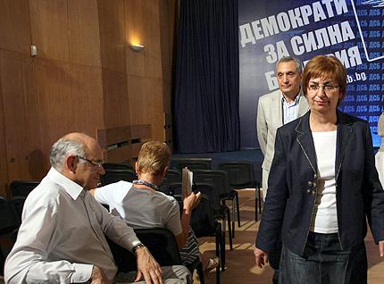 Костов за ВСС: Безотговорни, овластени и безобразни