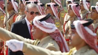 Ердоган се зарече да осуети създаването на кюрдска държава в Сирия