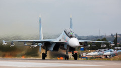 20 души са загинали при предполагаеми руски бомбардировки до Дамаск