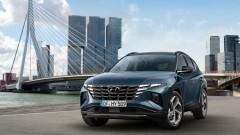 Новият Hyundai Tucson е тук с революционен дизайн, последно поколение технологии и електрифицирано задвижване