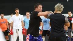 Ернесто Хуст и Петер Артс с четири тренировки във Варна преди SENSHI