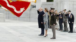 В Русия: Белият дом продължава да обсебва победата над нацизма