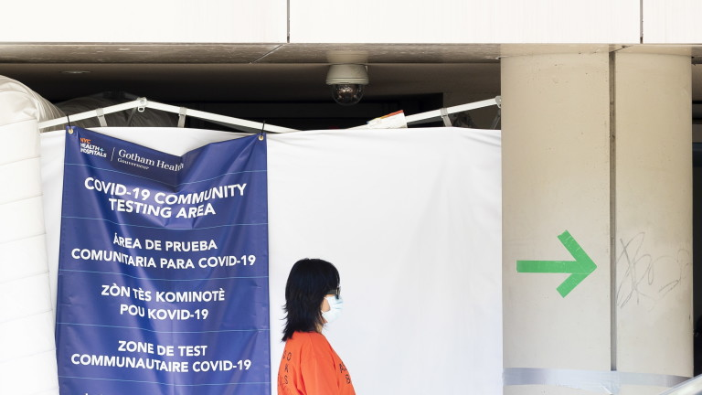 За първи път от седмици над 1000 починали от коронавирус в САЩ за ден