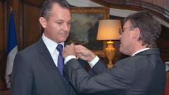 Наш зам.-министър стана Кавалер на националния орден за заслуги