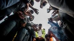 Граничари задържаха 319 нелегални мигранти за 3 денонощия