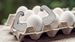 Храните, които изграждат мускули