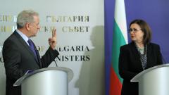 България била стълб, крепящ устоите на Европа, хвали ни Брюксел от София