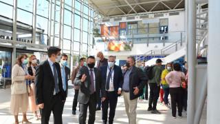 Мерките срещу ковид да се спазват и на летището, предупреди Христо Алексиев