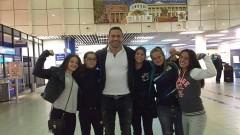 Кубрат Пулев се завърна в България