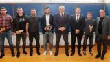Красен Кралев награди борец №1 за 2017-а година