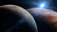 НАСА праща мисия за изследване на океаните на Европа, луната на Юпитер