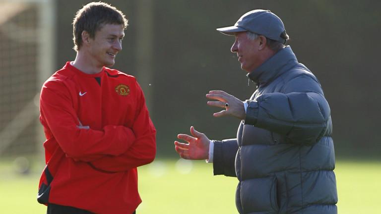 Солскяер: Първият човек, на когото писах след предложението от Юнайтед, беше сър Алекс