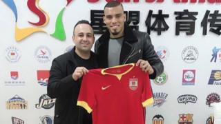 ЦСКА е продал Мауридеш за под 2 млн. евро