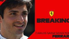 Ферари с изненадващ ход: Замени Себастиан Фетел с испанеца Карлос Сайнц