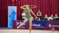Боряна Калейн е четвърта в многобоя в Москва