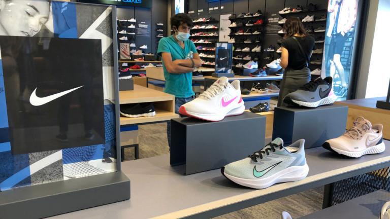 Защо скоро може да няма достатъчно маратонки Nike по магазините?