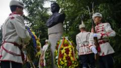 Отбелязахме 177 години от рождението на Васил Левски