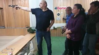 МинистърКралевобеща електронни мишени на спортната стрелба