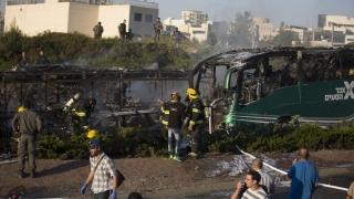 Хамас пое отговорност за атаката в автобус в Йерусалим