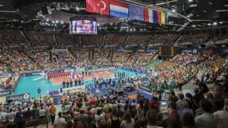 Русия и Сърбия са фаворити на Евроволей 2017
